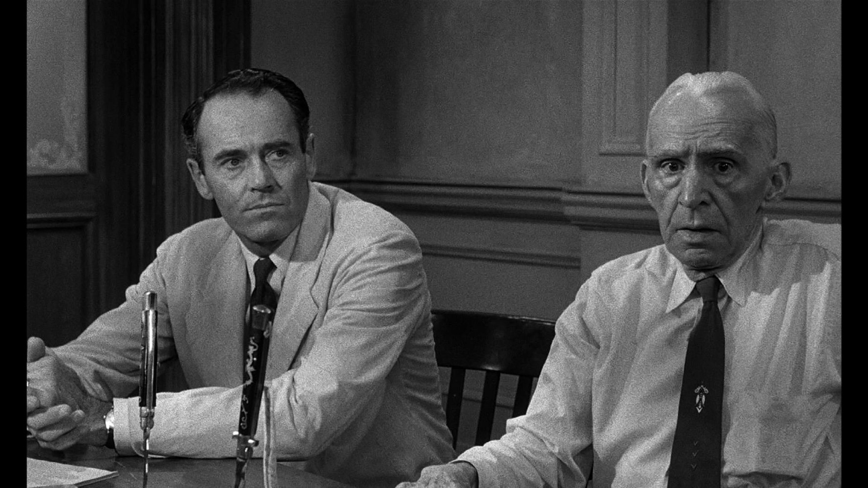 12 angry men jurors 4 and Twelve angry men quickly became a classic story for stage and screen and rose's cast of characters some of the most memorable in modern history yet, not one of the twelve jurors has a name, they are simply known by their juror numbers.
