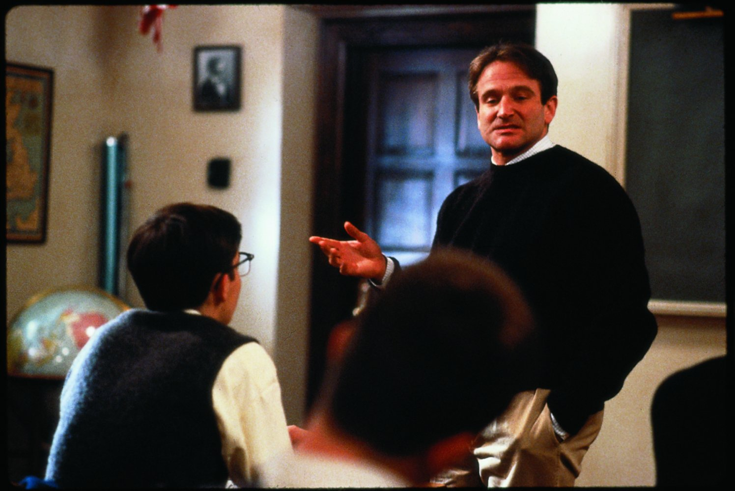 dead poets society movie essay Dead poets society is a book, that is about a group of friends, that starts an old club up, the dead poets society they got to know about it, from their new english teacher, mr keating, who also went to welton academy (the boarding school, the boys are on.